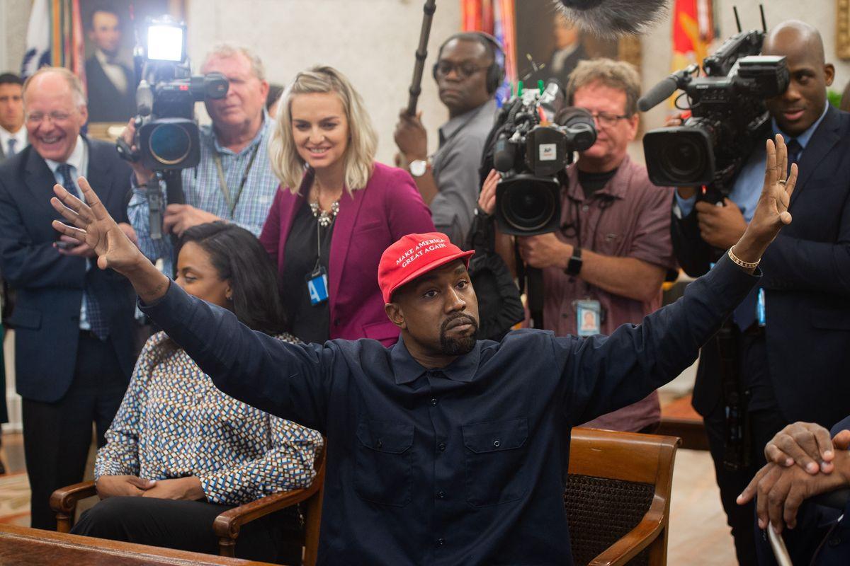 Kanye's Back on His Bullsh*t