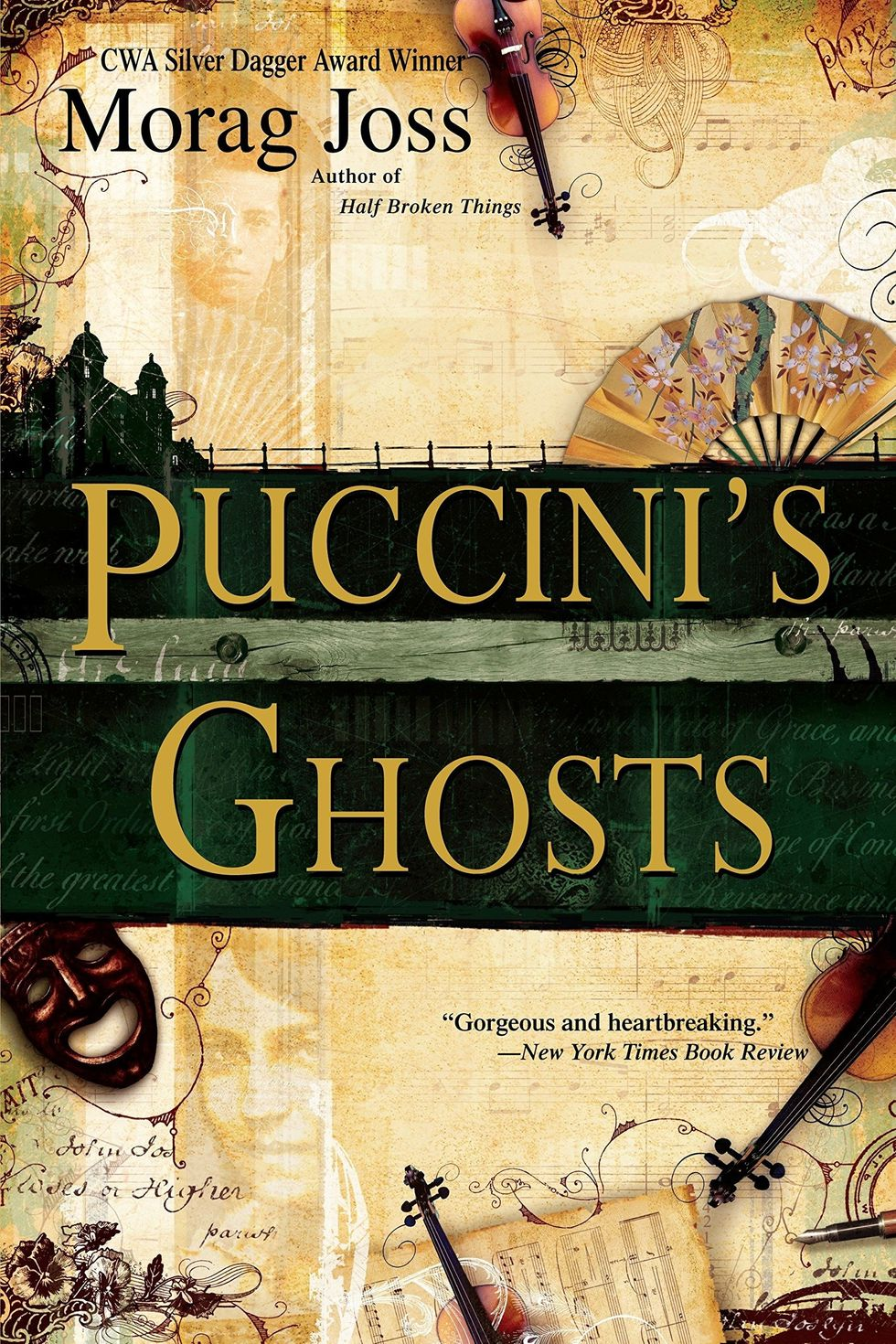 Monachopsis And Solipsism: Analyzing Puccini's Ghosts