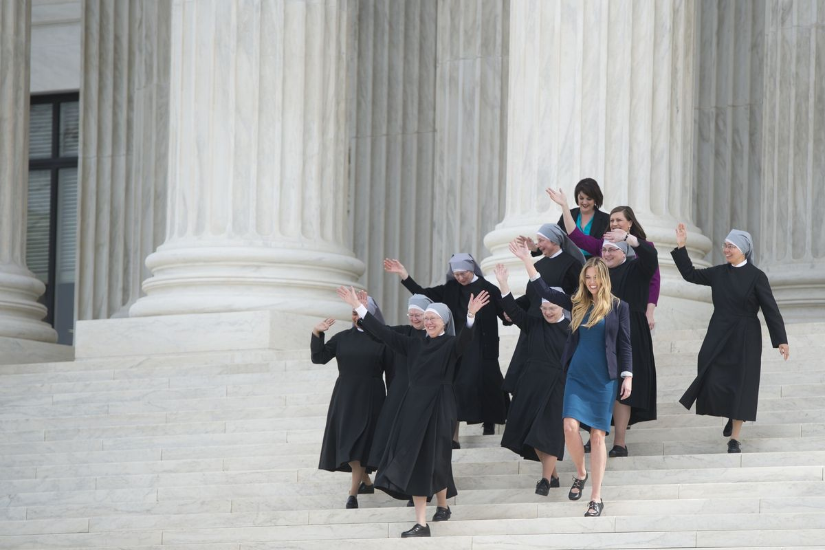 The Supreme Court Gives Big Win to Religious Bosses