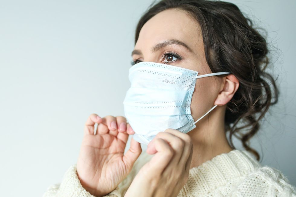 Don't Make This Pandemic Political, Just Wear Your Damn Mask
