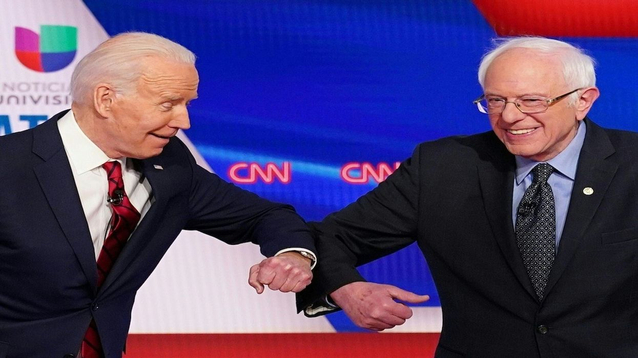 Biden-Sanders Unity Task Forces Unveil Improved Climate Policy