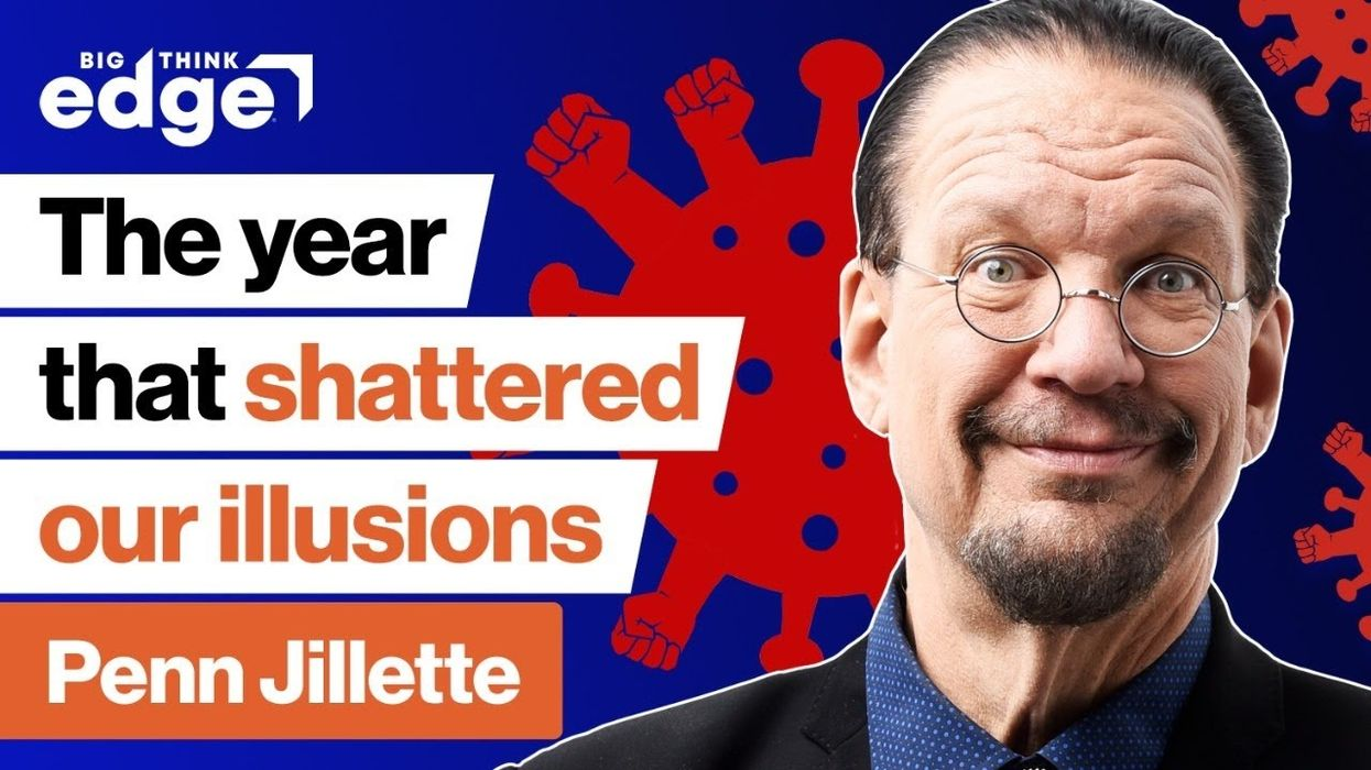 Penn Jillette: The year that shattered America s illusions