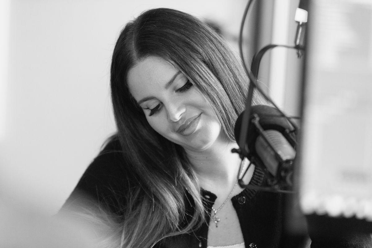 Lana Del Rey's Spoken-Word Album Is Almost Here