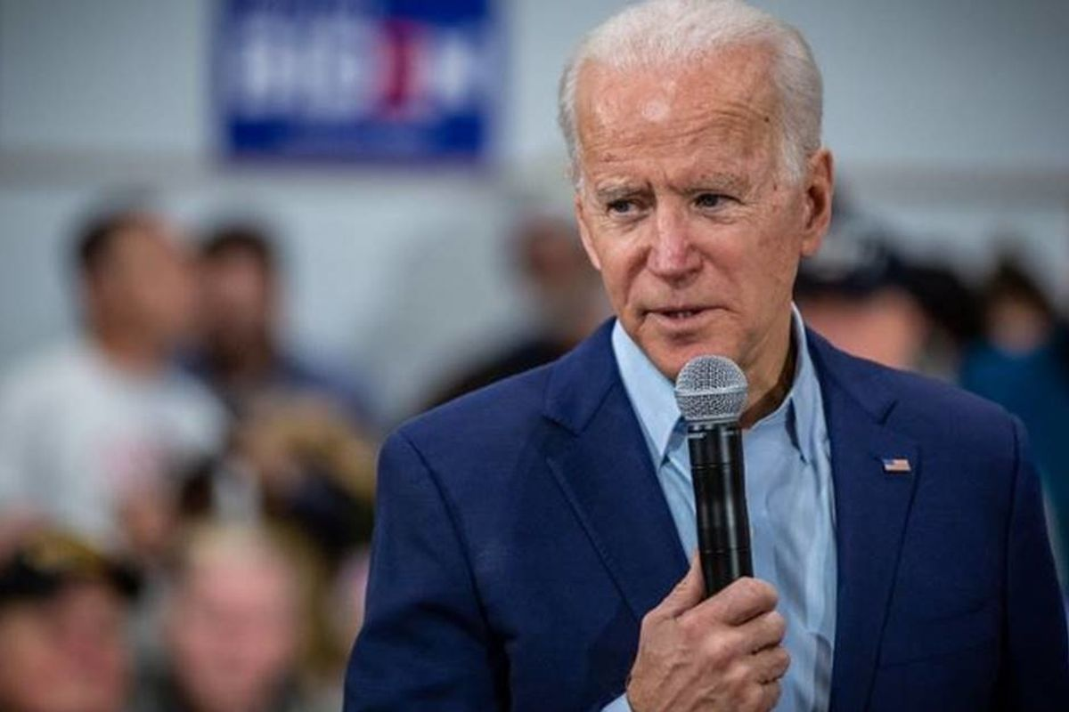 Joe Biden vows to share any Covid-19 vaccine with the world
