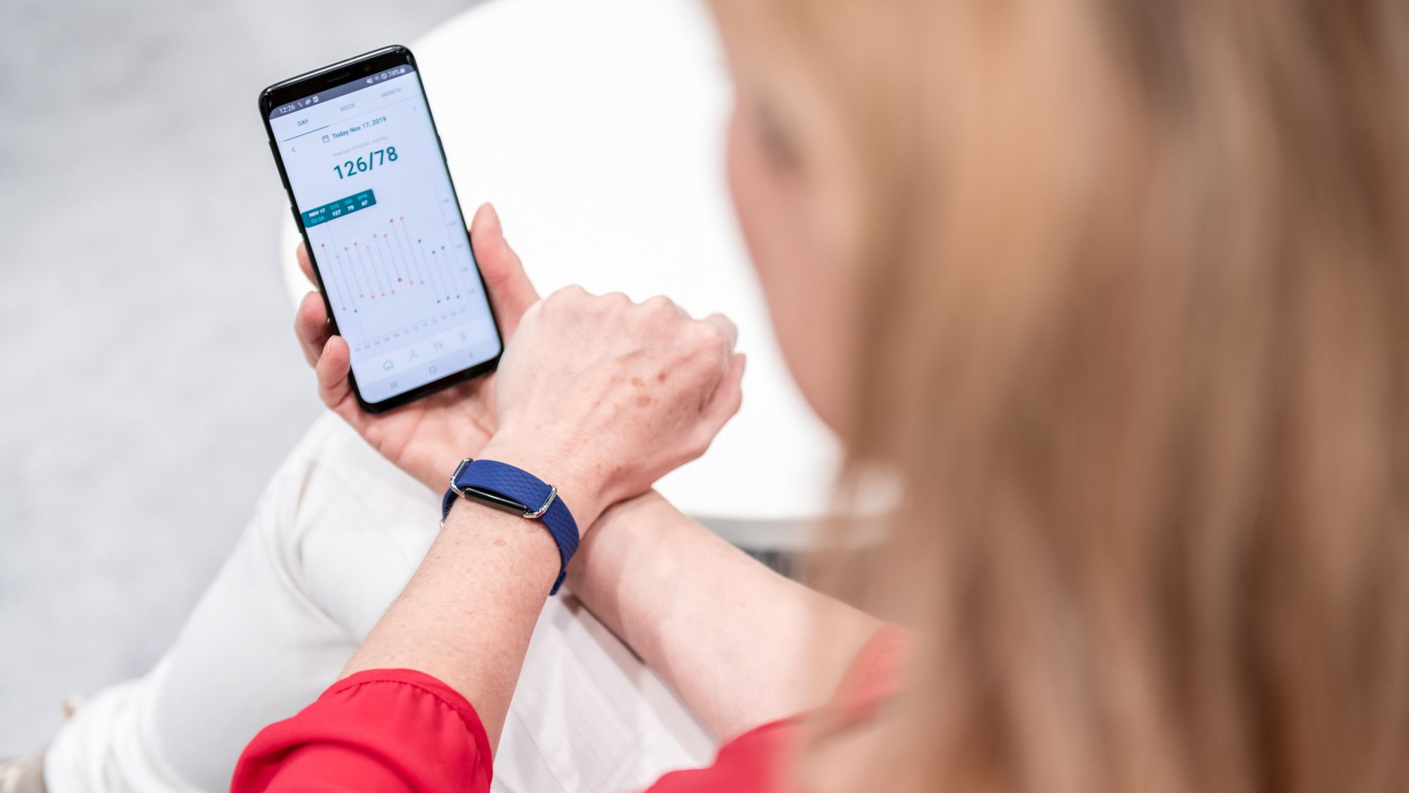 The future of staying healthy is sitting on your wrist