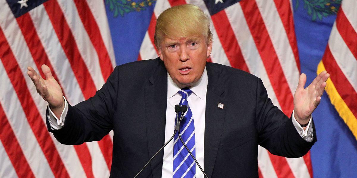 Supreme Court Says Manhattan DA Can Access Trump's Tax Returns