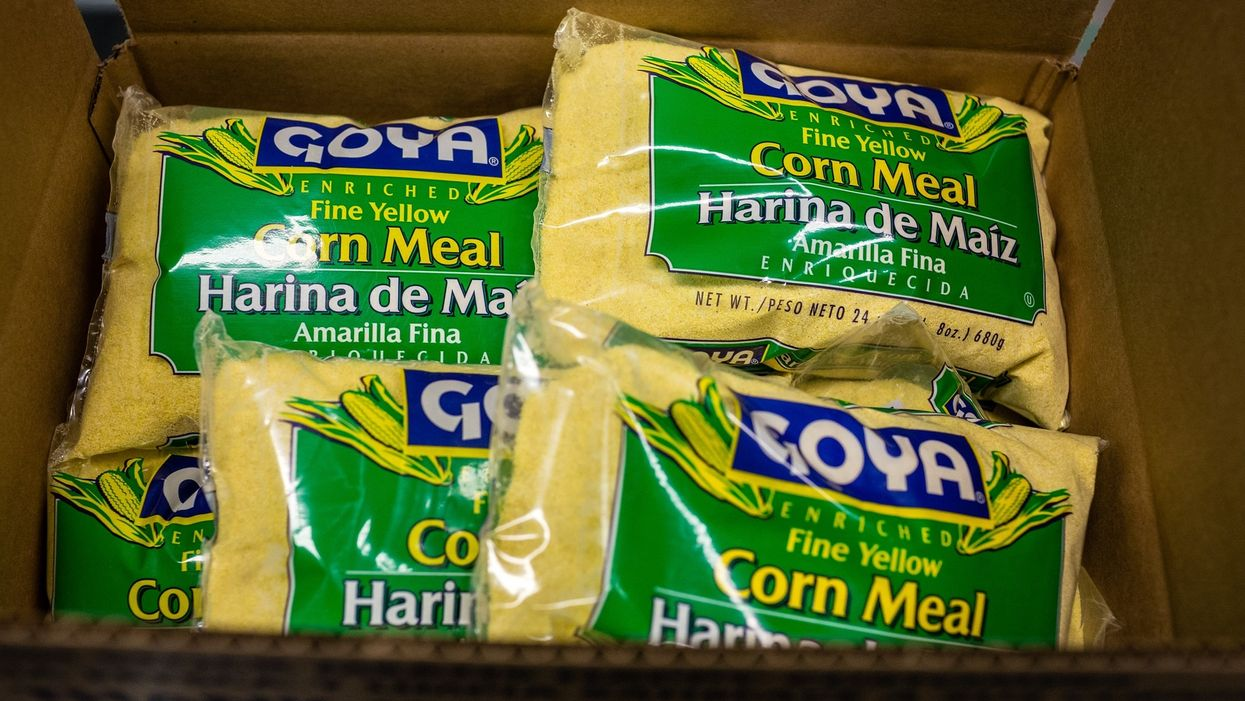 Dems call for boycott of Hispanic-owned food company Goya after CEO praises President Trump