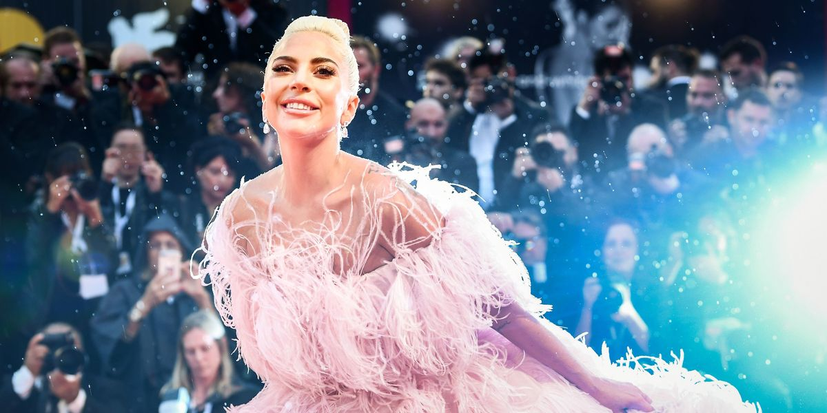 Lady Gaga Is the Face of Valentino's Next Fragrance