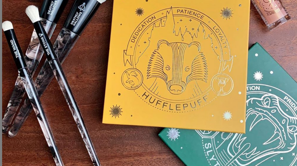 Ulta Just Dropped A Harry Potter Makeup Collab — We Solemnly Swear To Spend All Our Galleons