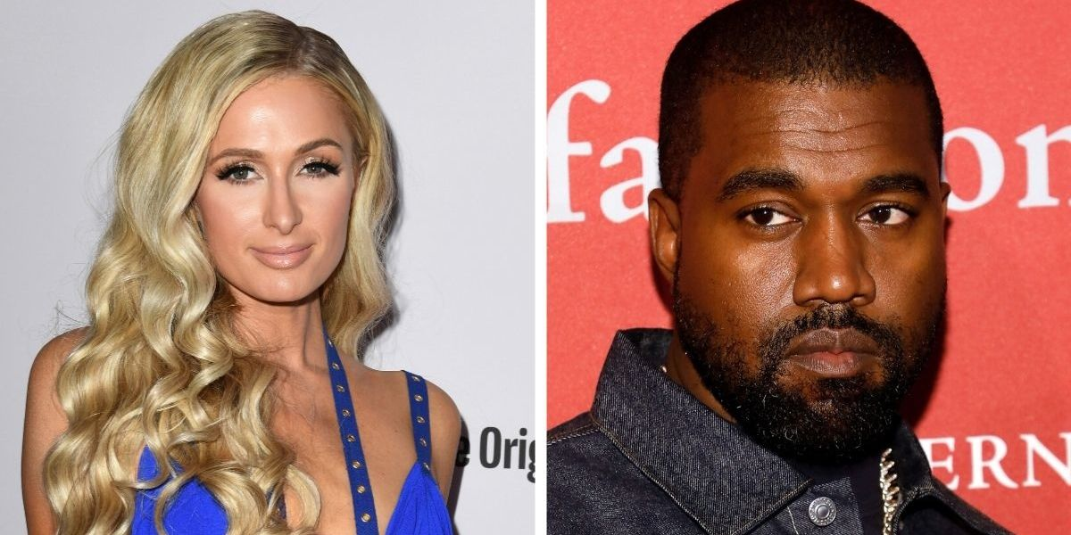 Paris Hilton Hints That She Might Run Against Kanye For President—And 2020 Just Keeps Getting Wilder