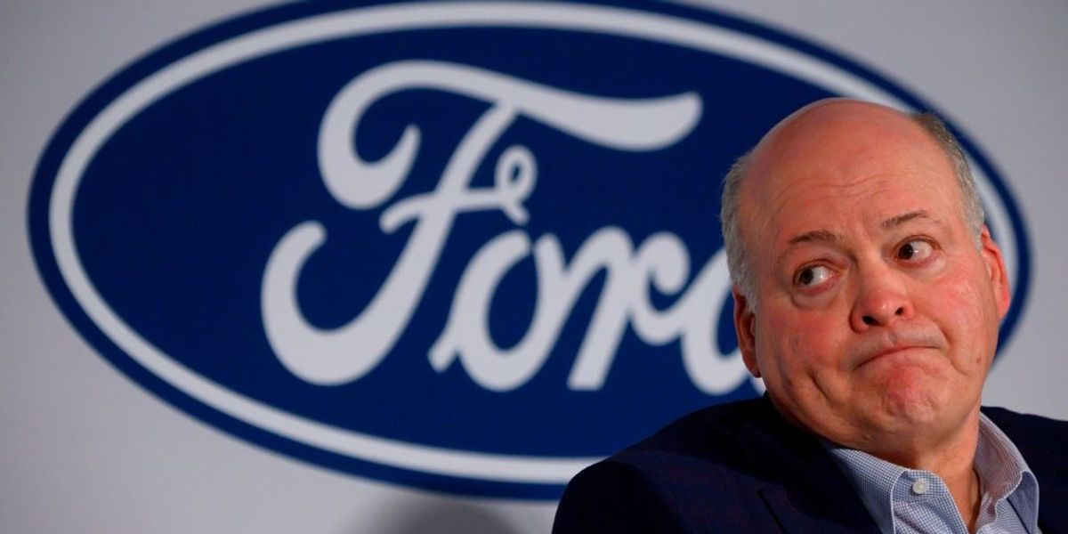 After Ford employees demanded the company stop making police vehicles, the CEO clapped black with logic, common sense