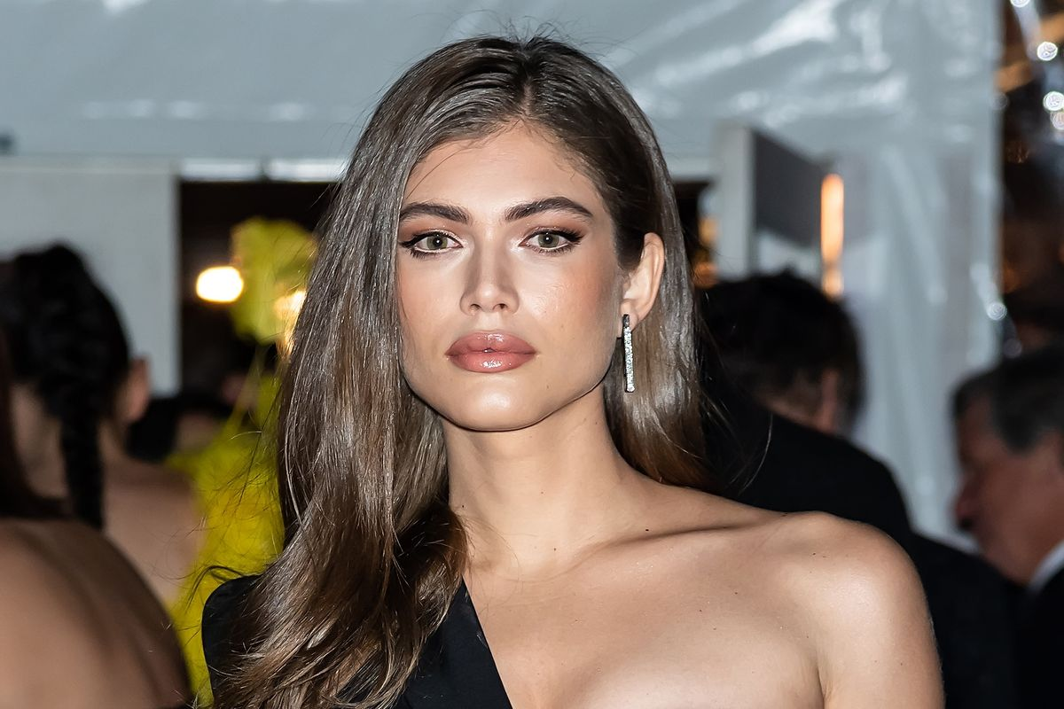 Valentina Sampaio Makes History as First Trans 'Sports Illustrated' Model