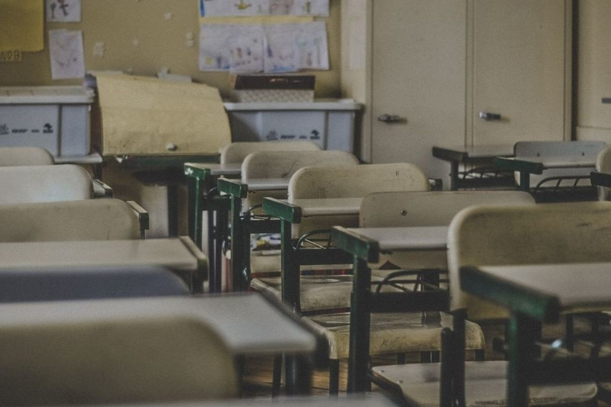 Elementary teacher explains why we can't keep using schools as band-aids for society's ills