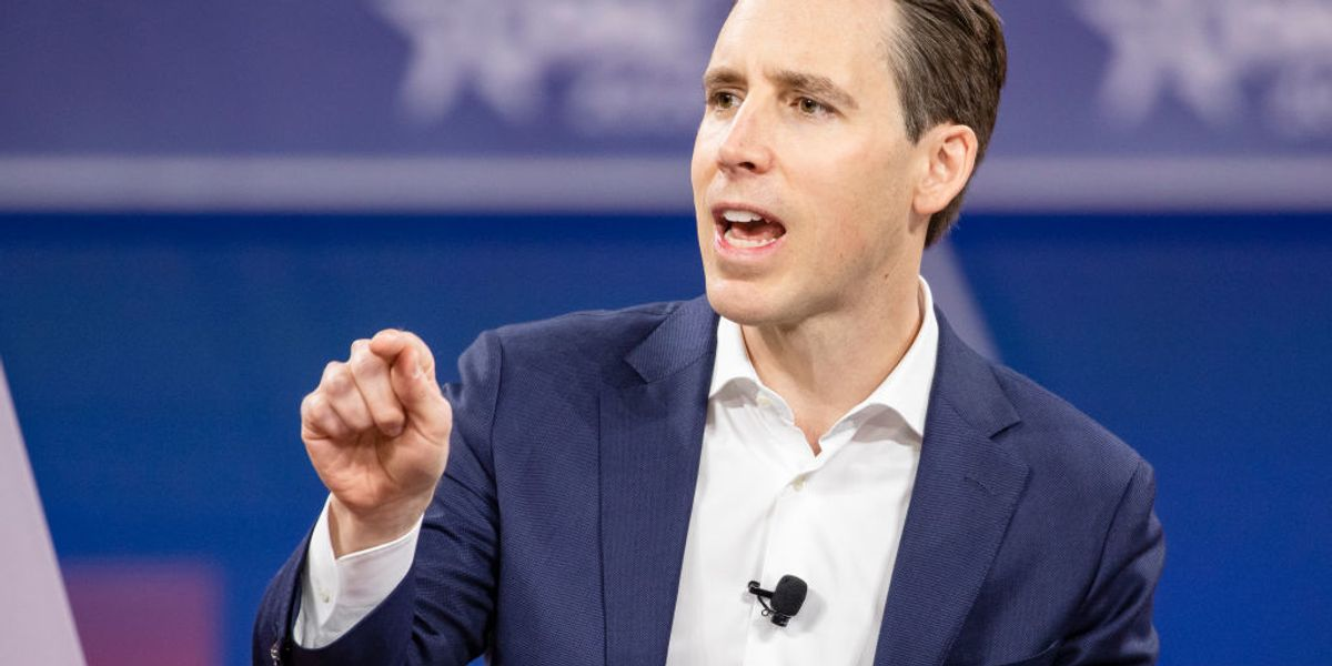 ESPN reporter apologizes after cursing out Sen. Josh Hawley for criticizing the NBA's relationship with China