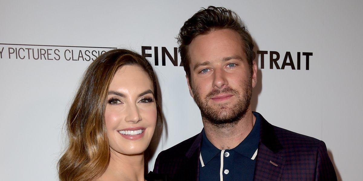Armie Hammer, Elizabeth Chambers Are Splitting Up