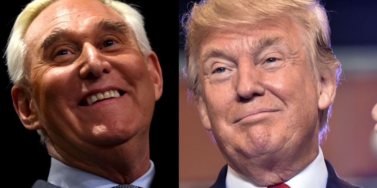 UPDATED: Trump commutes the sentence of Roger Stone, releases scathing statement