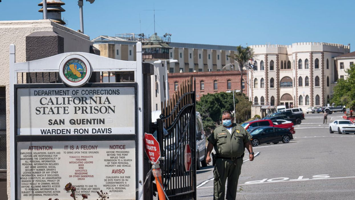 California to release 8,000 inmates in attempt to combat COVID-19 spike in prisons