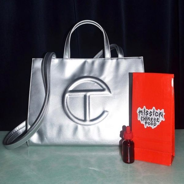 Telfar Global and Mission Chinese Food Launch Limited Edition Bag