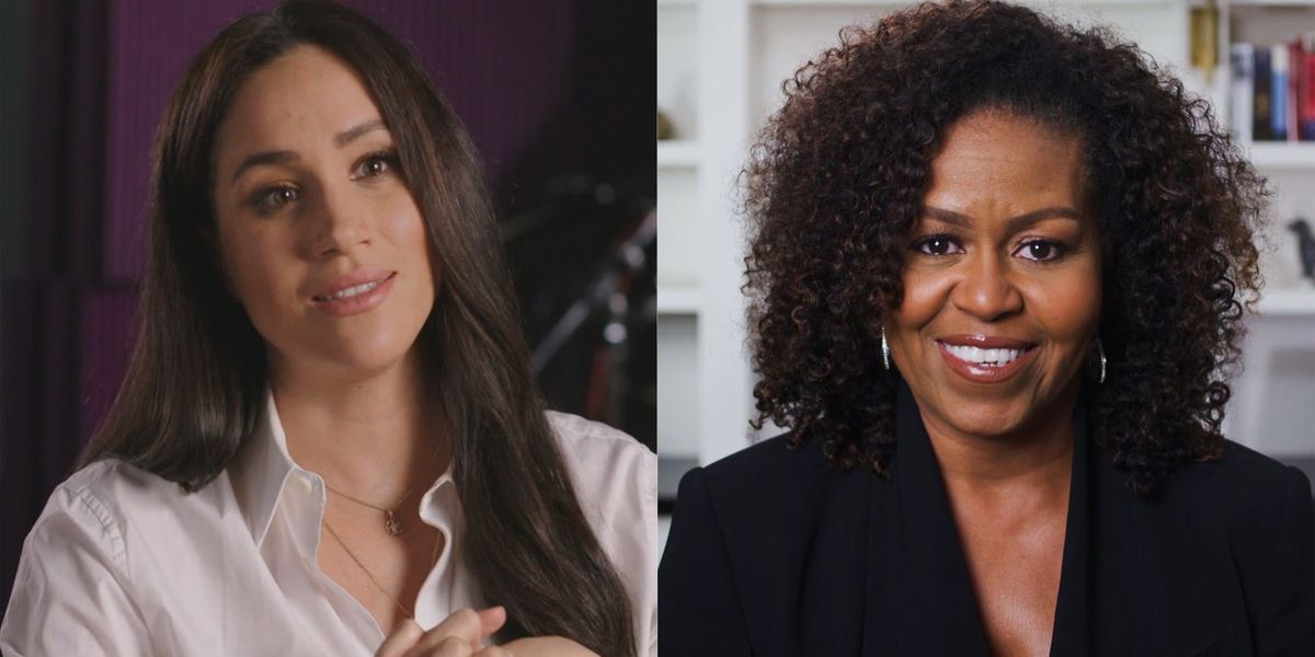 Meghan Markle and Michelle Obama Are Teaming Up