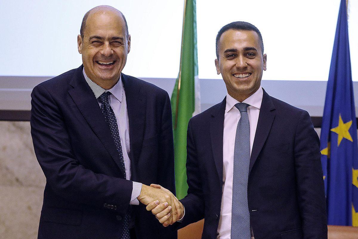 Il Pd e Di Maio benedicono la furbata di Giuseppi per allontanare le elezioni