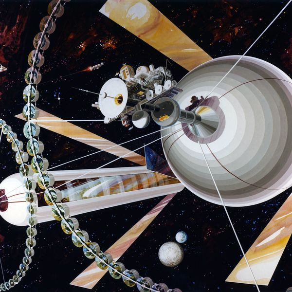 Space travel could create language unintelligible to people on Earth