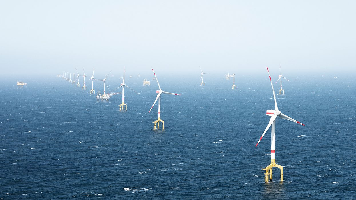 U.S. Offshore Wind Power Blown on Course