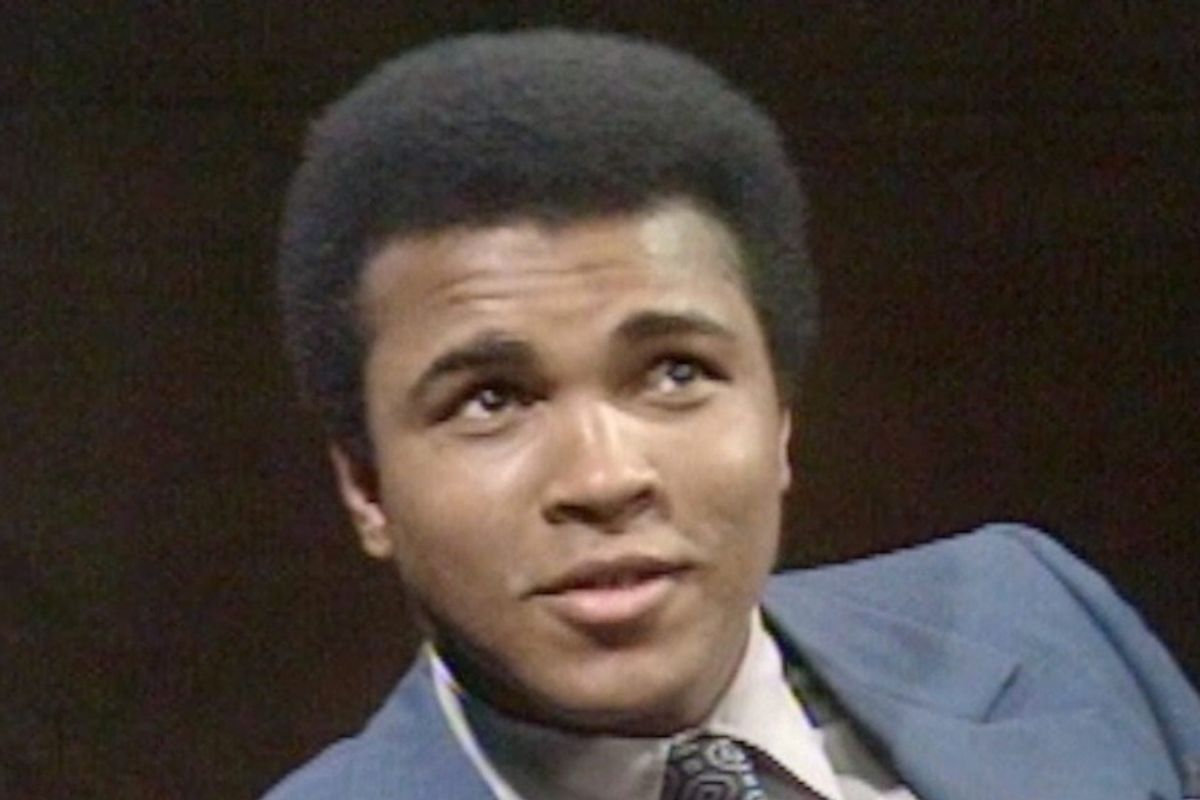 Muhammad Ali's 'mama, how come everything is white?' interview sounds as relevant as ever