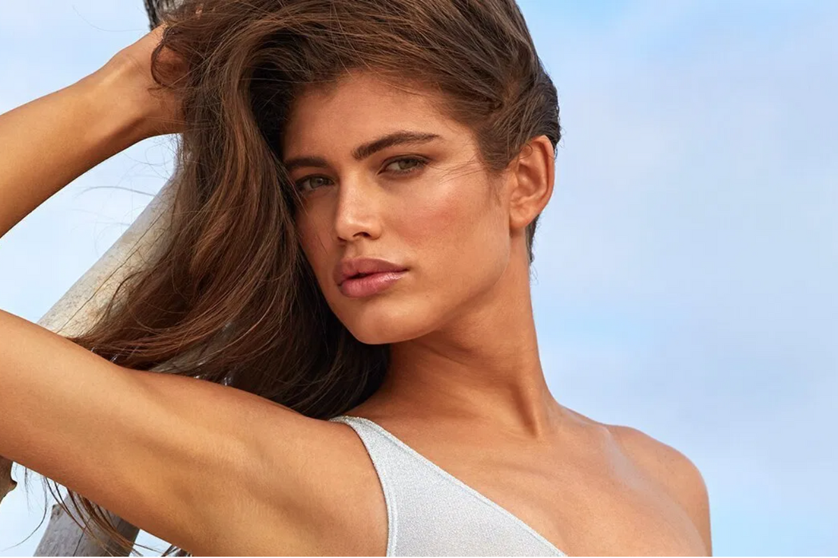 Valentina Sampaio is Sports Illustrated's first transgender swimsuit model
