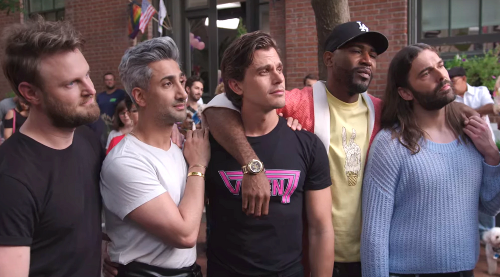 25 Of The Best Season 5 'Queer Eye' Quotes To Keep Anyone Motivated