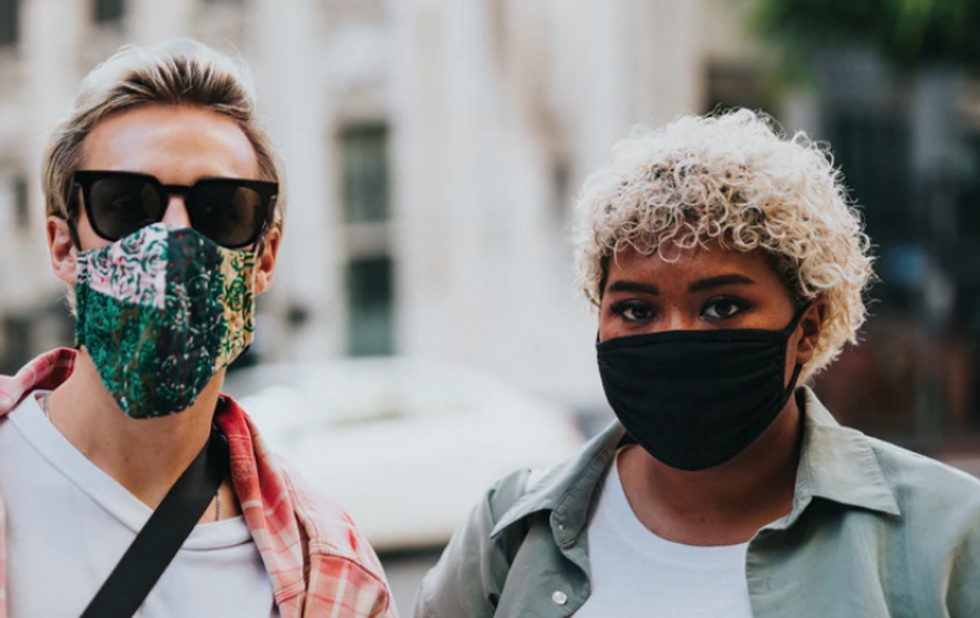 I'm A Retail Worker And I'm Begging You, Please Wear A Mask