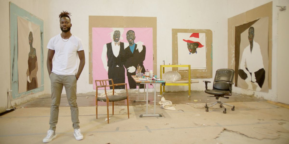 How This Artist From Ghana Inspired Dior's African-Centered Collection
