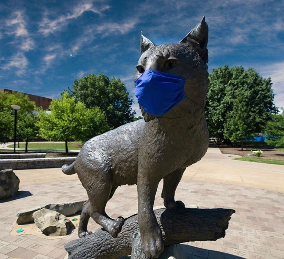 'Like Playing Russian Roulette' — University Of Kentucky Students On Back-To-School Amid COVID-19