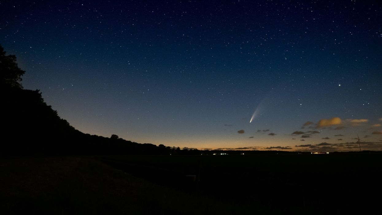 How to catch a glimpse of Comet NEOWISE before it's gone