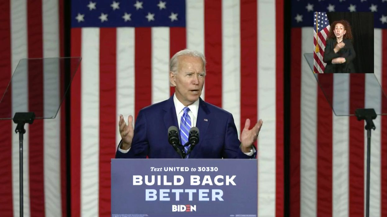 Biden Announces $2 Trillion Climate and Green Recovery Plan