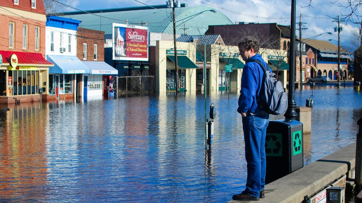 NOAA Warns of 'Extraordinary' Increase in Coastal Flooding