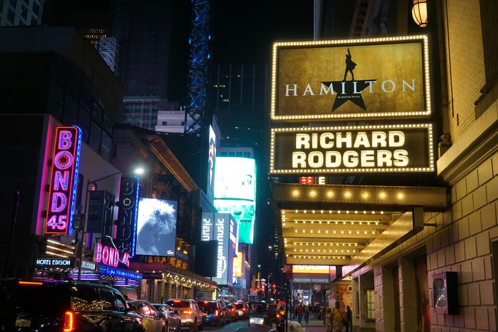 Why The Broadway Musical Hamilton Is A Work of Genius