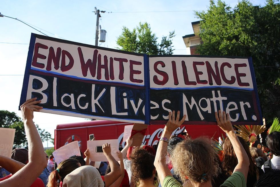 Dear White People, Fixating On Your White Guilt Isn't Productive