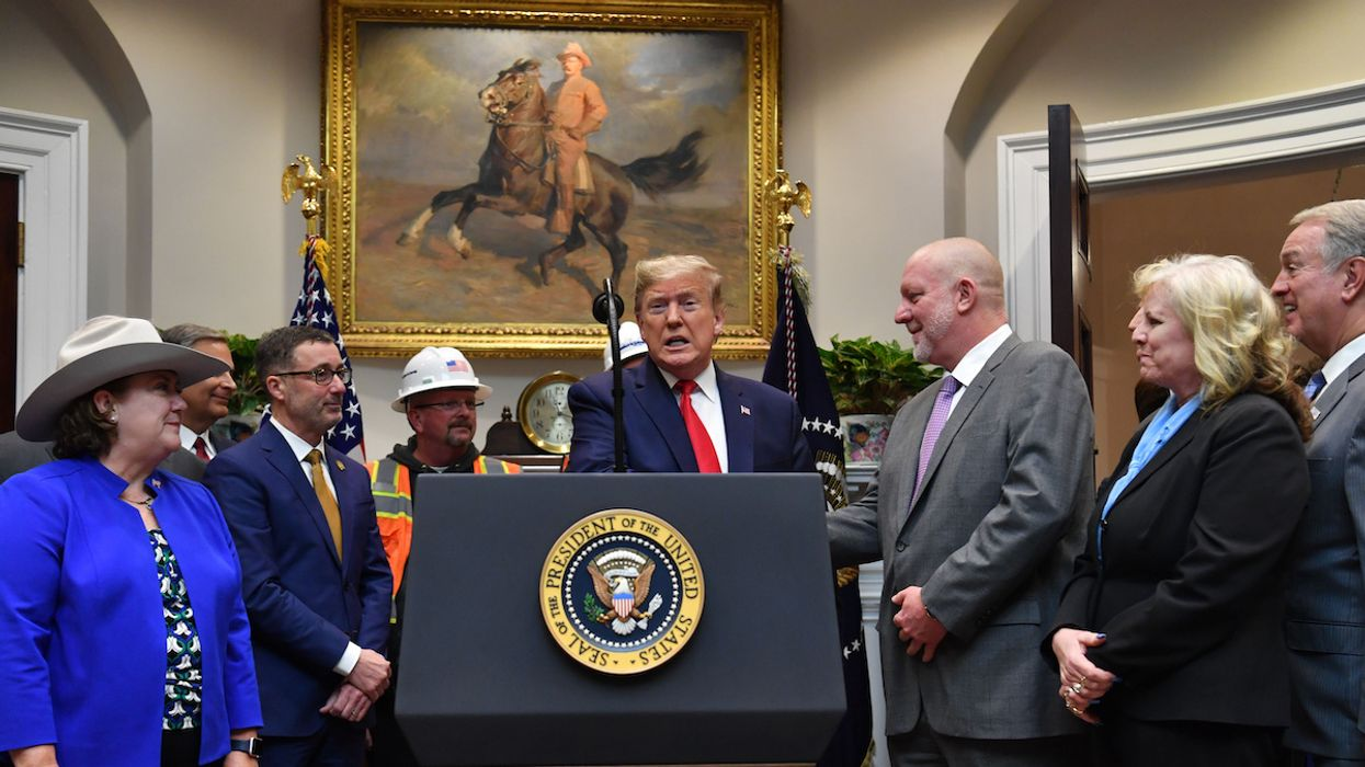 Trump Announces Final Rollback of Law That Gives Communities a Say in Fossil Fuel Projects