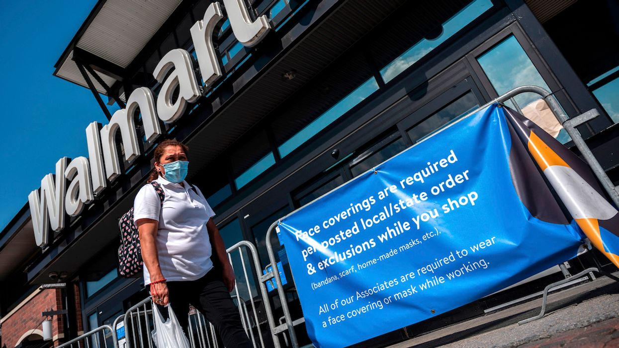 Walmart, Kroger and Kohl's Will Require Masks on Customers