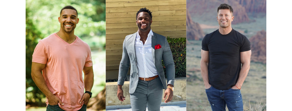 Meet The 42 Men Vying For Clare Crawley's Heart On This Season Of 'The Bachelorette'