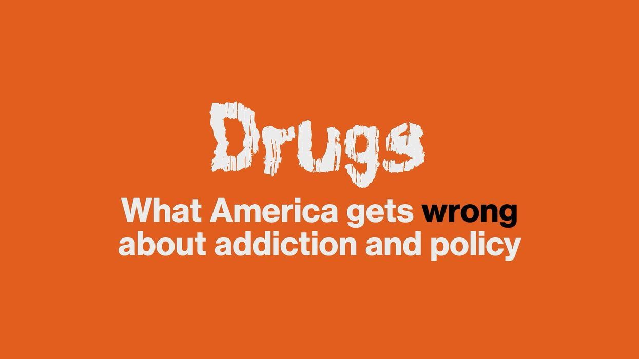 Drugs: What America gets wrong about addiction and policy