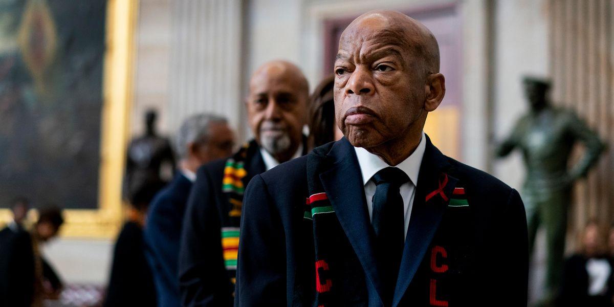 Civil Rights Icon John Lewis Dies at 80