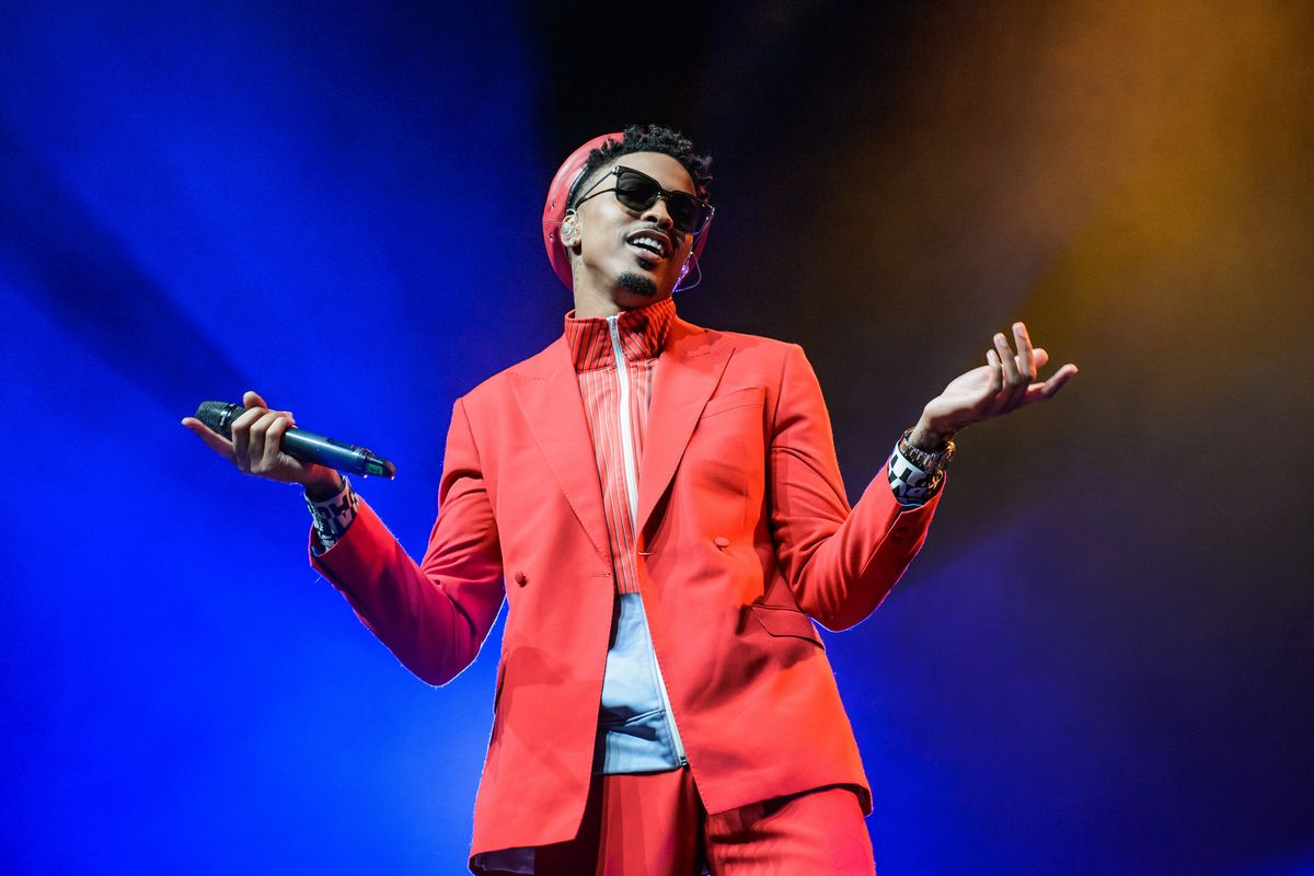 August Alsina Drops New Single Called 'Entanglements'