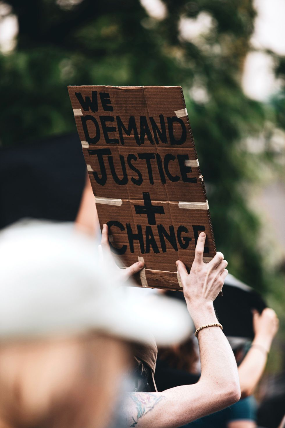 There's A Lot More To Being An Advocate Than JUST Going To A Protest