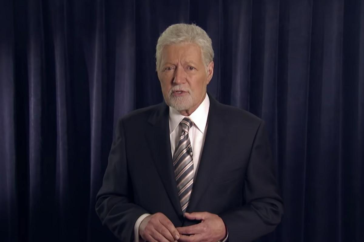 Alex Trebek reveals he's recording new 'Jeopardy!' segments during health update