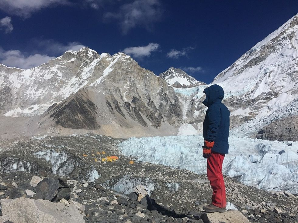 My Fight Against Everest