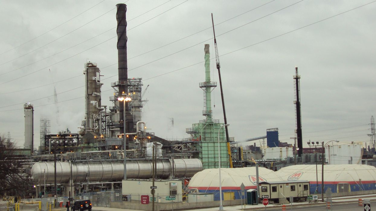 Marathon Petroleum Takes Bailout Tax Breaks During Pandemic