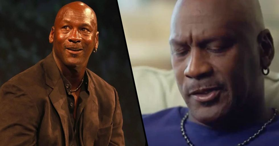 Fans Concerned for Michael Jordan's Health After Noticing Something Wrong With his Eyes in 'The Last Dance'