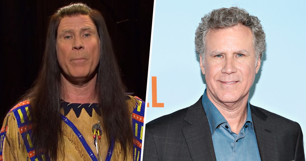 Will Ferrell Under Fire as 'Disgustingly Offensive' 'Red Face' Clip Re-Emerges