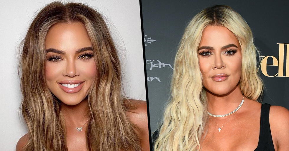 Fans Shocked After Seeing Just How Much Khloé Kardashian's Face Has Changed in Kim's Throwback Pic